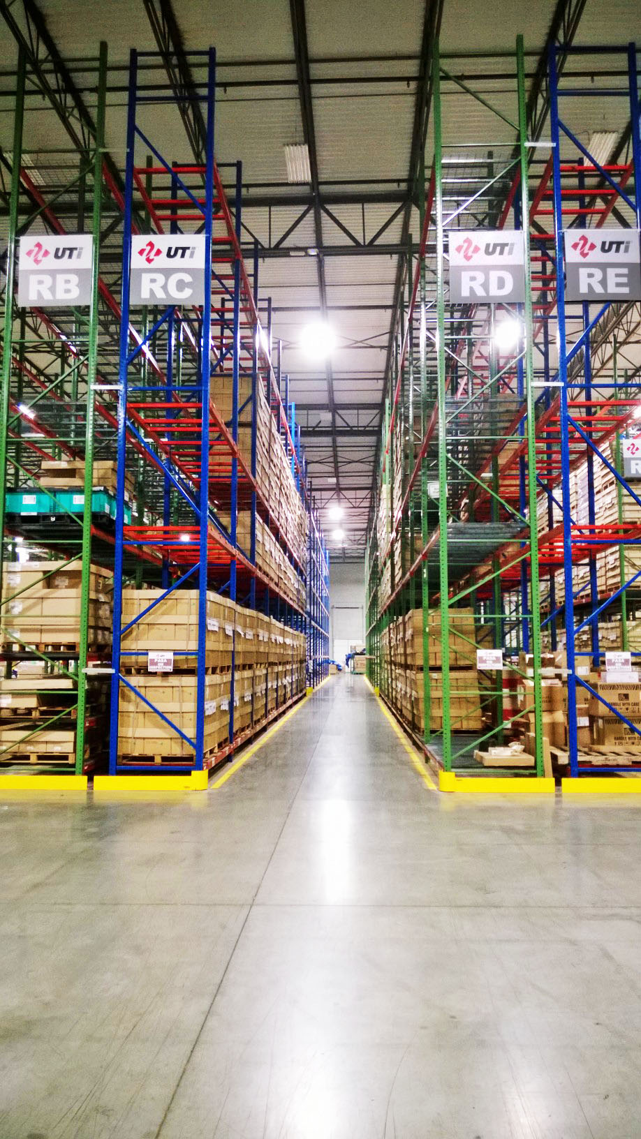 uti worldwide invests in new logistics facility in detroit