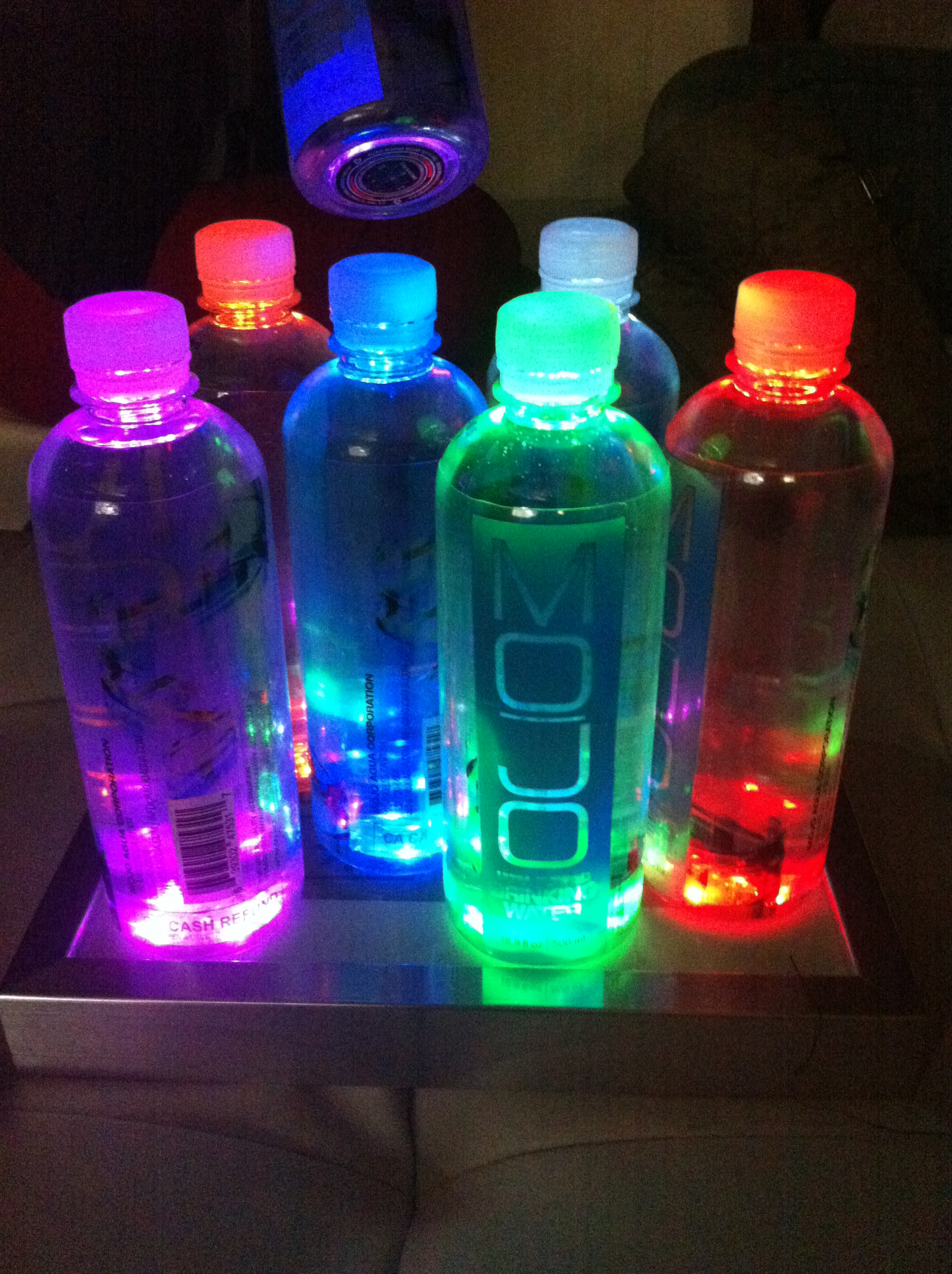 MoJo Agua Customers Can Now Order Its New Patented 'Light ...