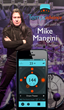 Mike Mangini with Tempo Advance metronome app