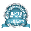 Adscend Media has been named one of the top ten networks in the world for three consecutive years by mThink.