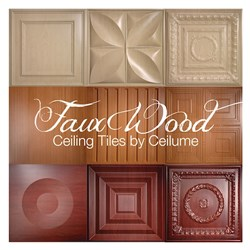 Faux Wood Ceiling Tiles By Ceilume