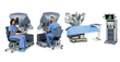 The robot technology as shown in the da Vinci® Si™ System.