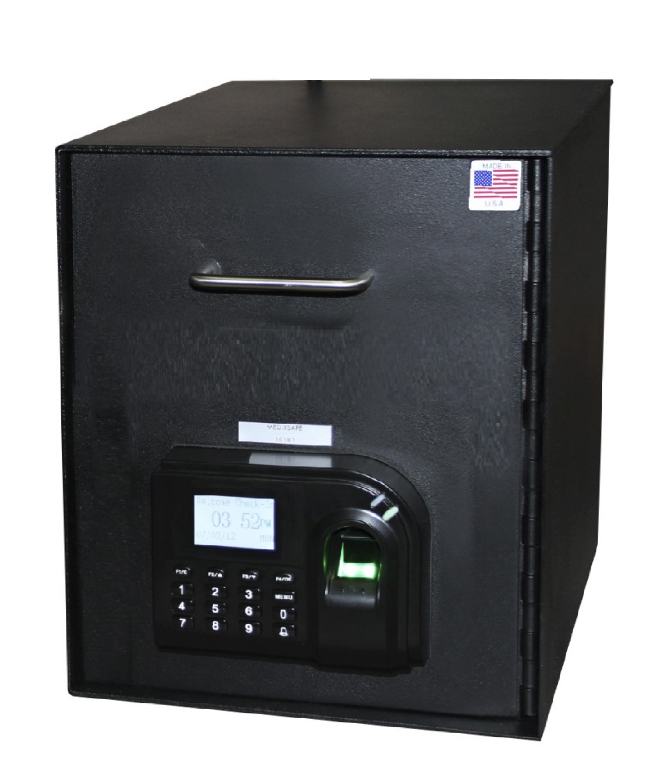 MX2 Narcotics Cabinet ...  sc 1 th 244 & MedixSafe Produces New MS1 u0026 MS2 Narcotics Cabinets For Compact ...