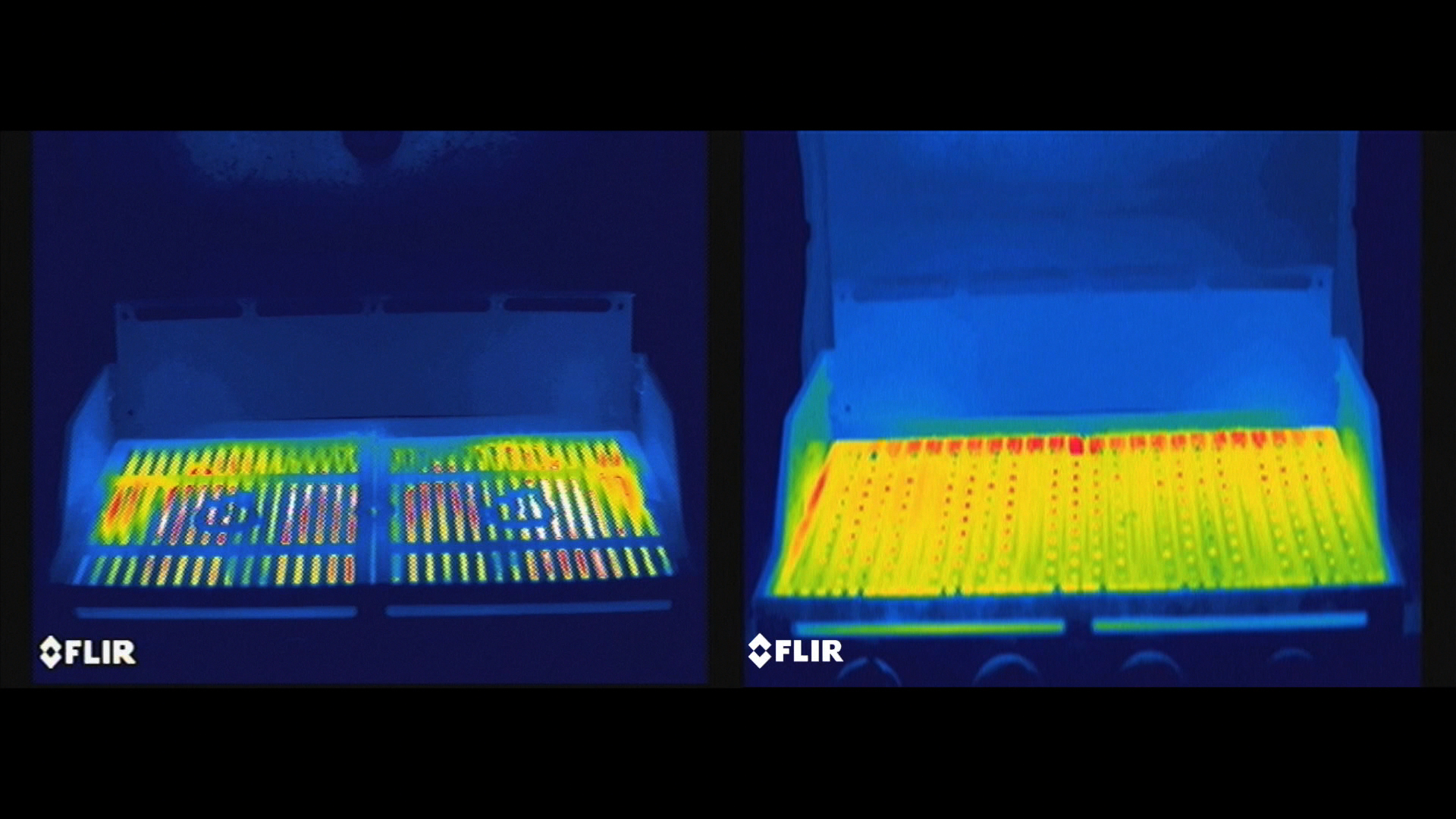 Grillgrate Llc Completes Infrared Study Using Flir Systems
