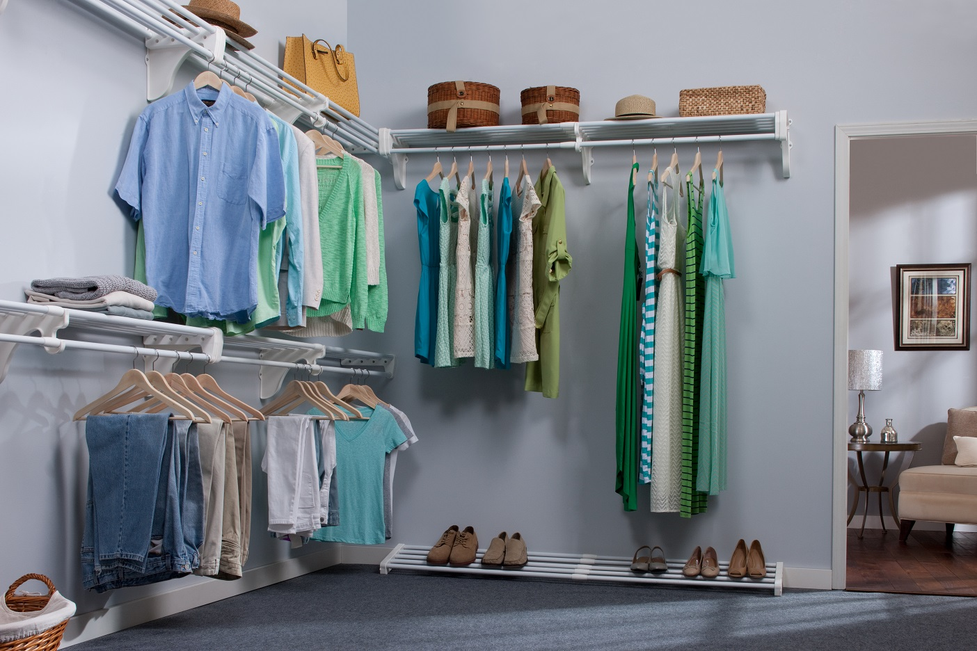 Home Depot Online Is Now Selling Ez Shelf Closet