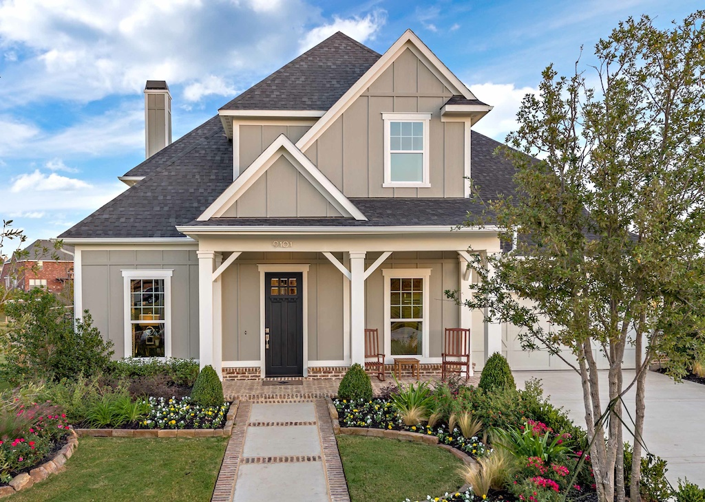 Two New Phases Open From Darling Homes At Coppell S Main Street
