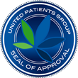 Recipient of the United Patients Group Seal of Approval