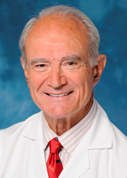 George Andros, MD, the Founder & Medical Director of the Amputation Prevention Center at Valley Presbyterian Hospital