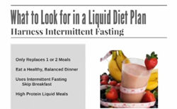 best liquid diet plan for weight loss review revealed