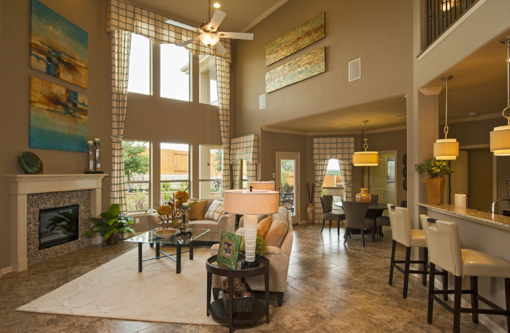 New Phase Opens at Taylor Morrisons Ladera in Bee Cave – Morrison Homes Floor Plans