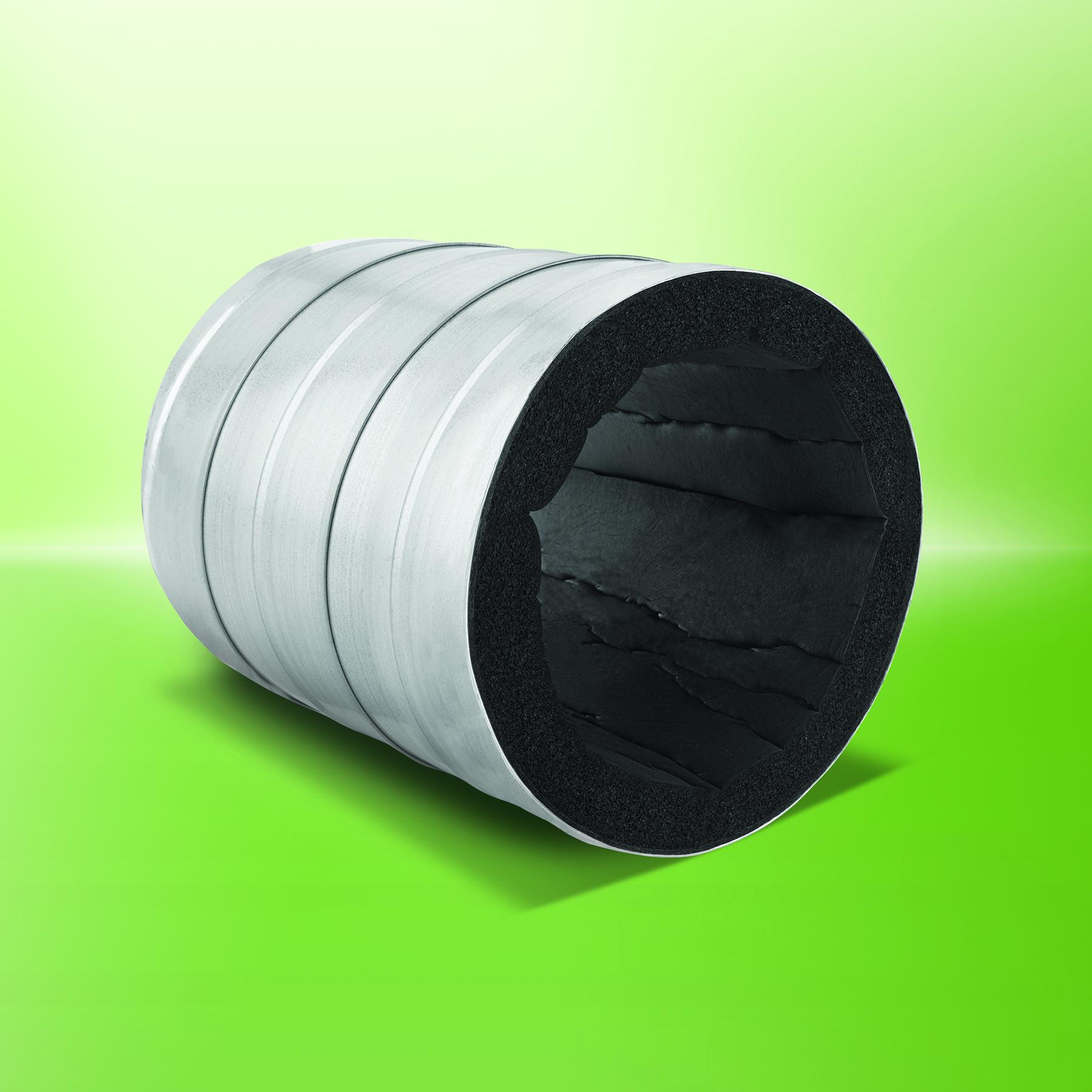 New Ap Spiralflex Duct Insulation A Full Circle Solution