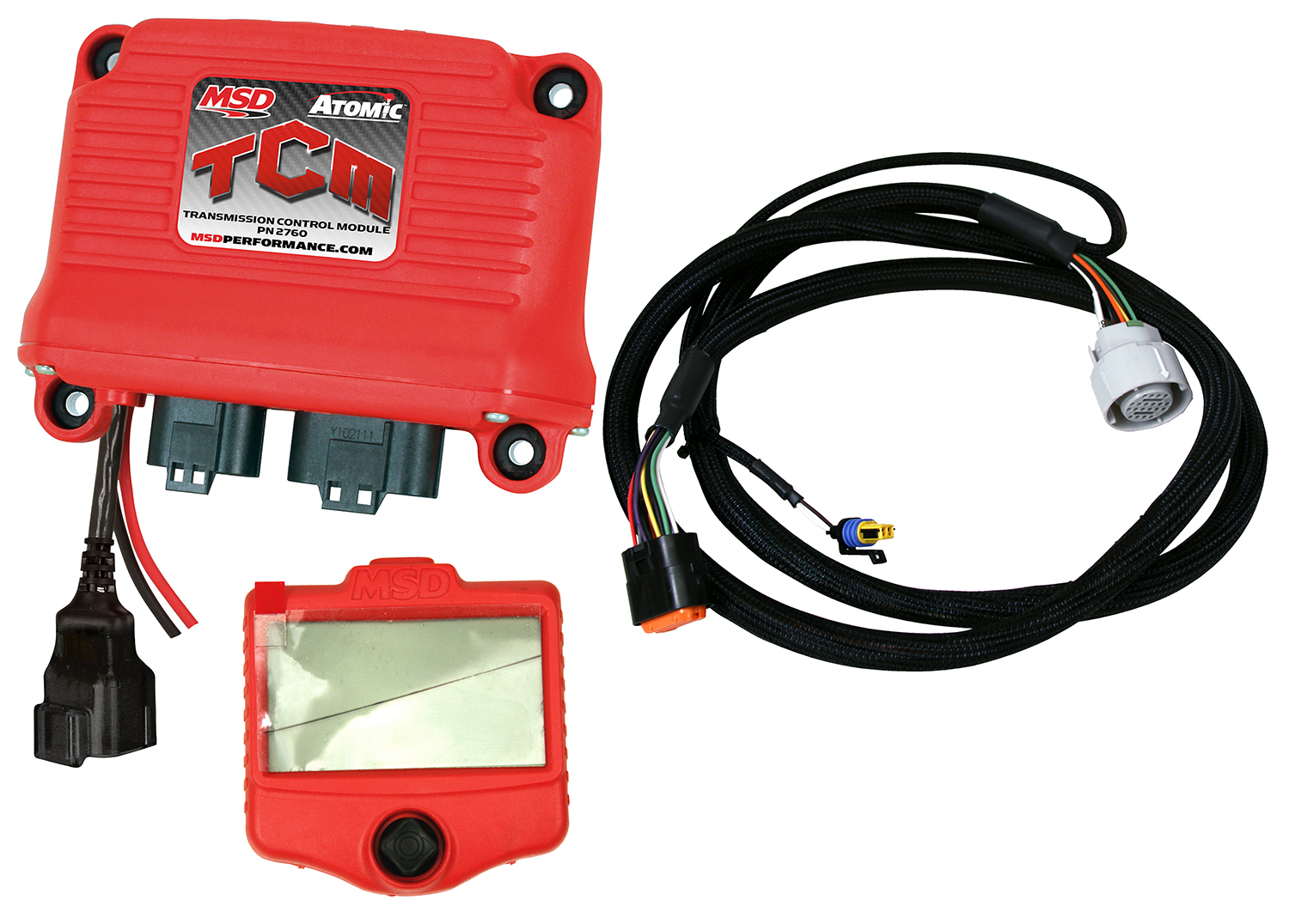 New At Summit Racing Equipment Msd Atomic Transmission Control Modules E40d Wiring Harness Testing Media
