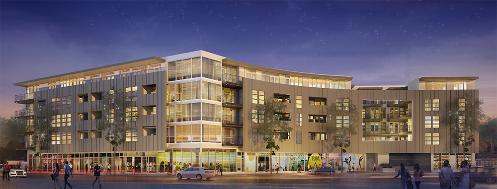 los angeles apartment developer nears completion of its new west