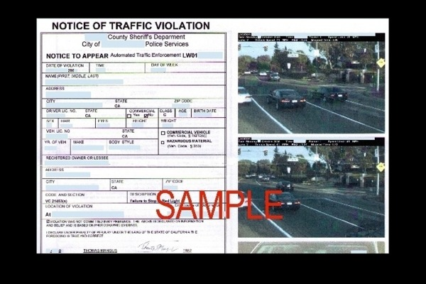 Red Light Camera Tickets Illegal In California Centralroots Com Pictures Gallery