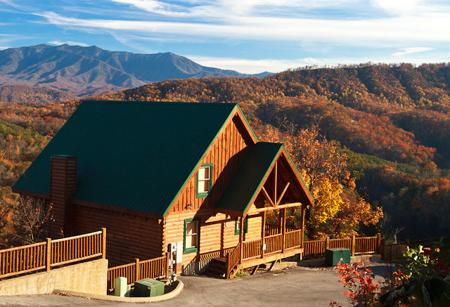 Stony Brook Cabins Offers Both An In Cabin And Riverside Wedding Venues To Create The Ideal Intimate Smoky Mountain Setting
