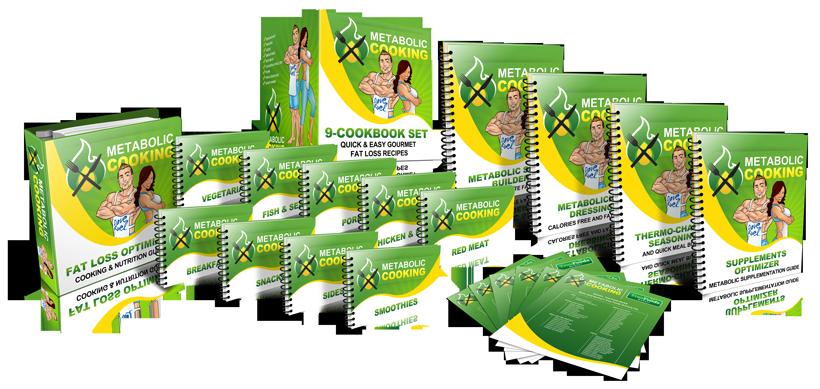 Image result for metabolic cooking cookbook
