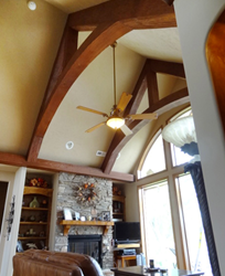 FauxWoodBeams.com new Arched beam style