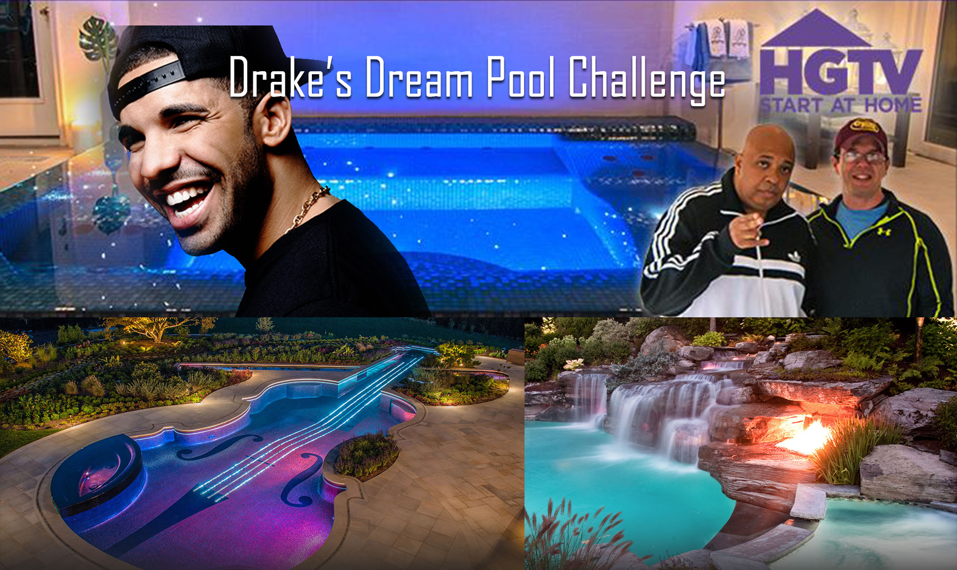 Nj Custom Pool Firm Eyes Rapper Drake For Record Pool Build