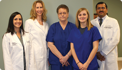 Tinnitus Treatment Staff - Lake Charles, LA - The Hearing Center of Lake Charles