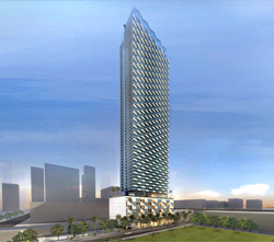 Planned Brickell Tower