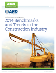 AED|EDA Construction Equipment Dealer Marketing Report