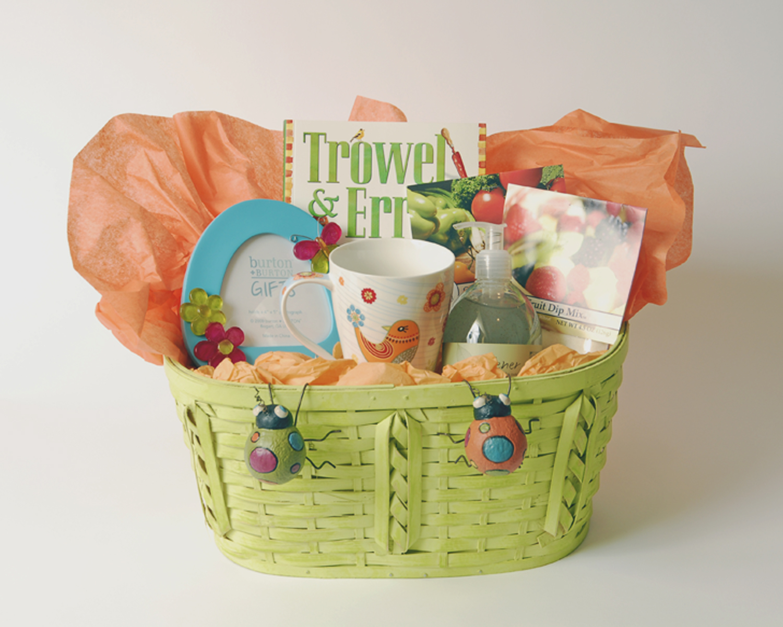 Garden Of Joy Gift Basket