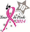 10th Annual Tour de Pink breast cancer bike ride September 14, 2014