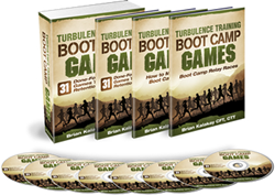 turbulence training boot camp games review
