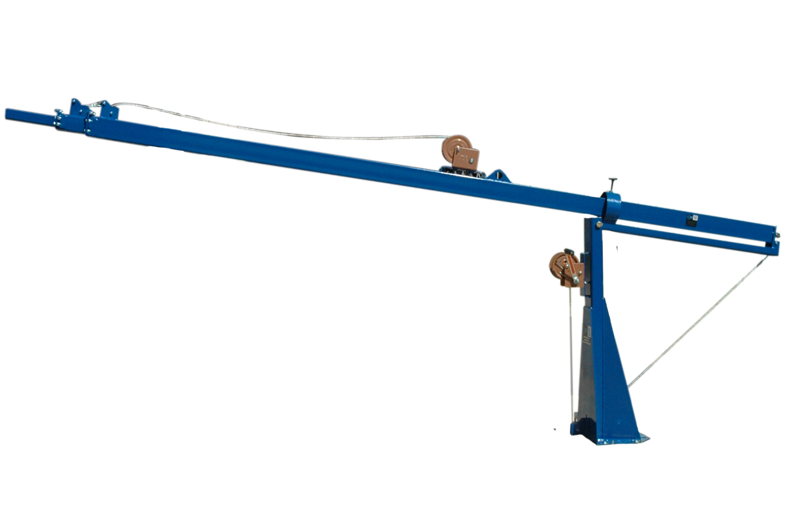 Three Stage 20 Foot Telescoping Light Mast Released by