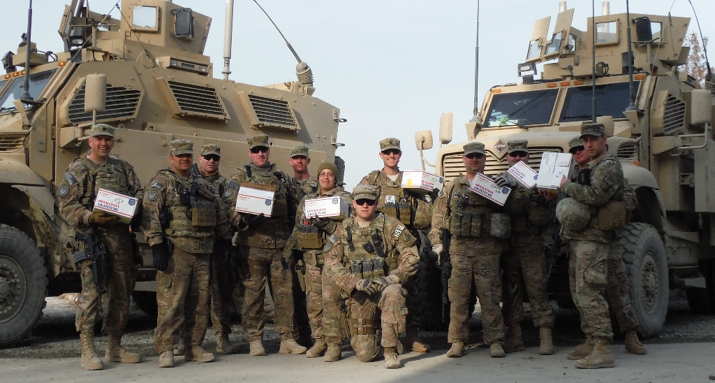 Operation Gratitude Ramps Up Nationwide Effort in Support of