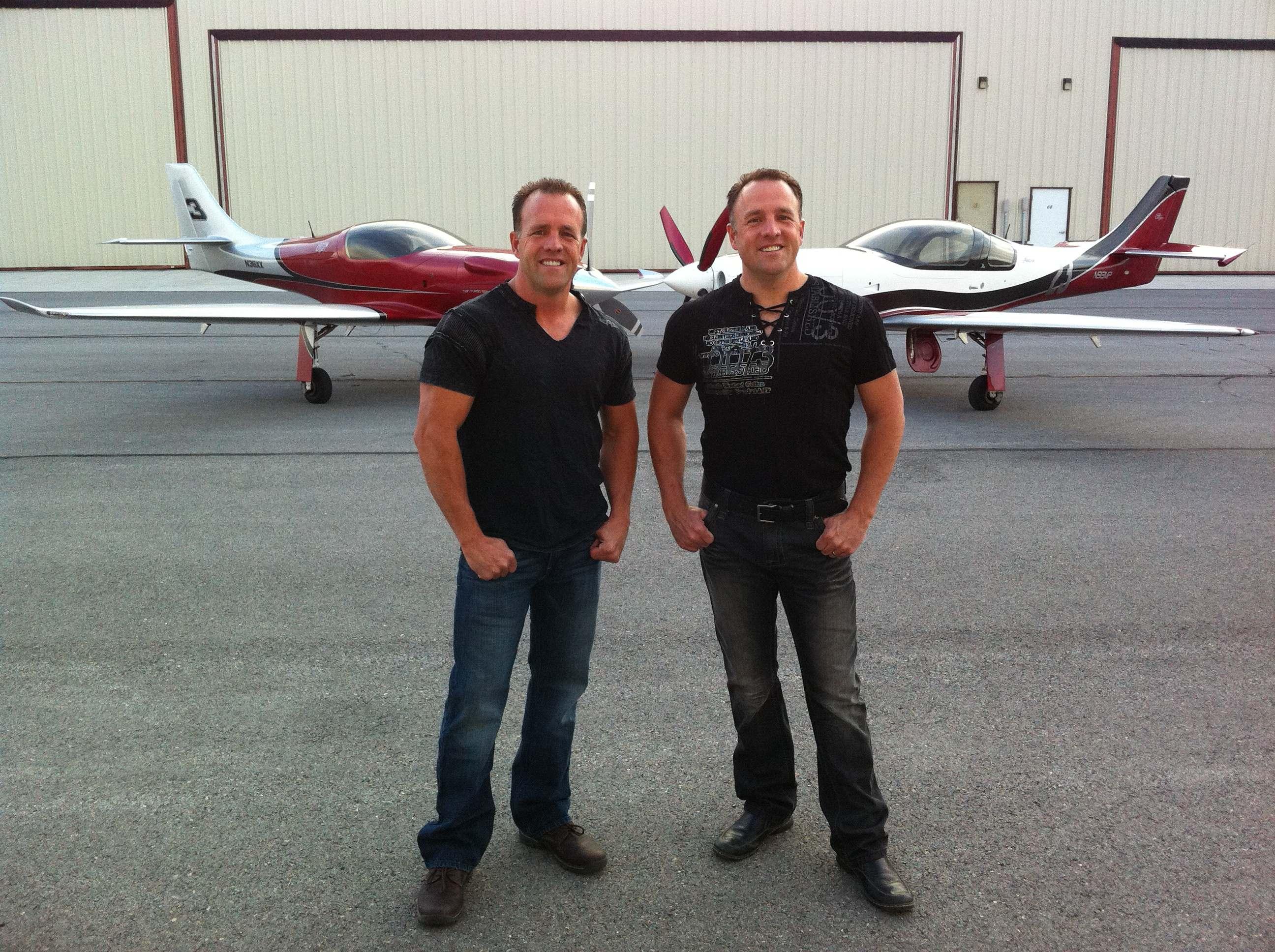 Serial Entrepreneur and Aviator Mike Patey Seeks to Break