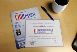 CADENAS PARTsolutions Named Top 10 Most Promising Engineering Solution Providers by CIO Review Magazine