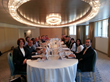 The other side of the table at the first GWTC roundtable at the Dorchester