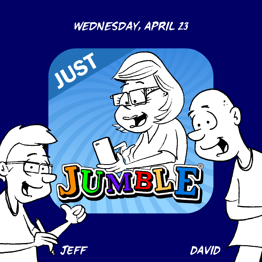 Just Jumble® Mobile Game App Launches On the 60th ...