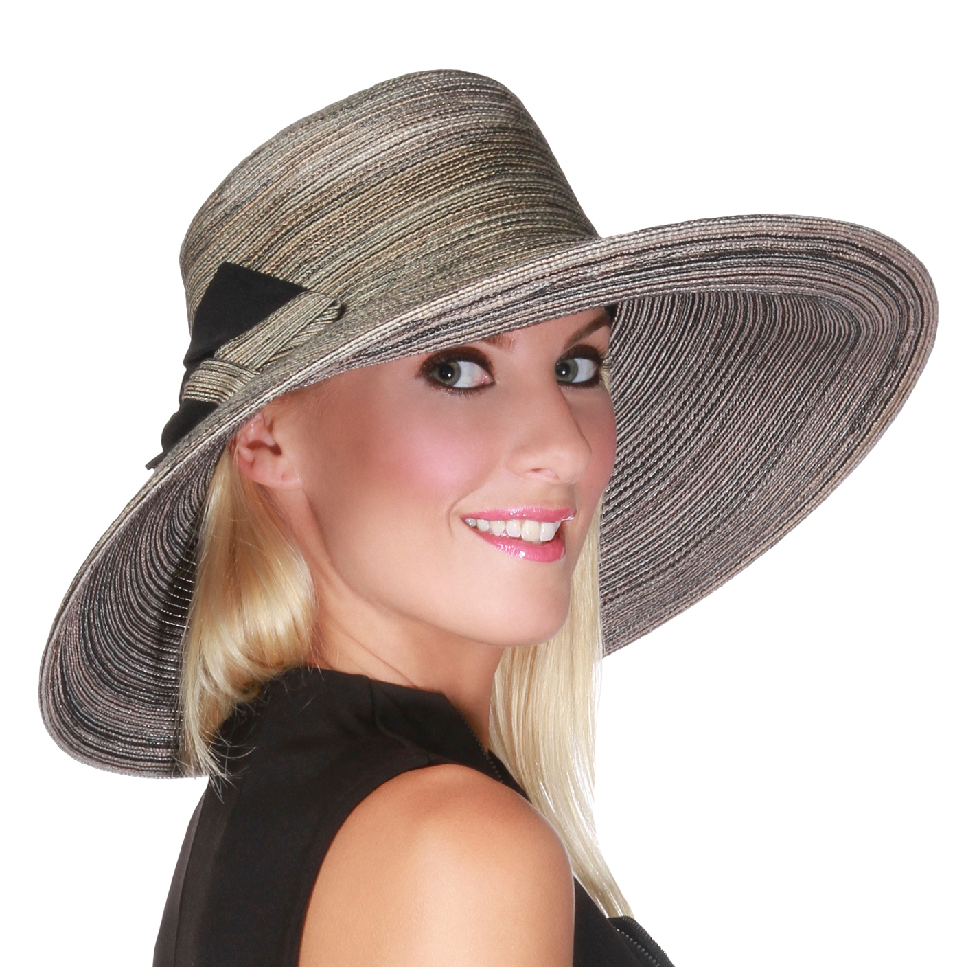 4a5391da5fec0 Southern Charm by Physician Endorsed Sun HatBeautiful Sun Hat with Bow Sun  Hat Belladonna Sun Hat in BlackWide Brimmed Kentucky Derby ...