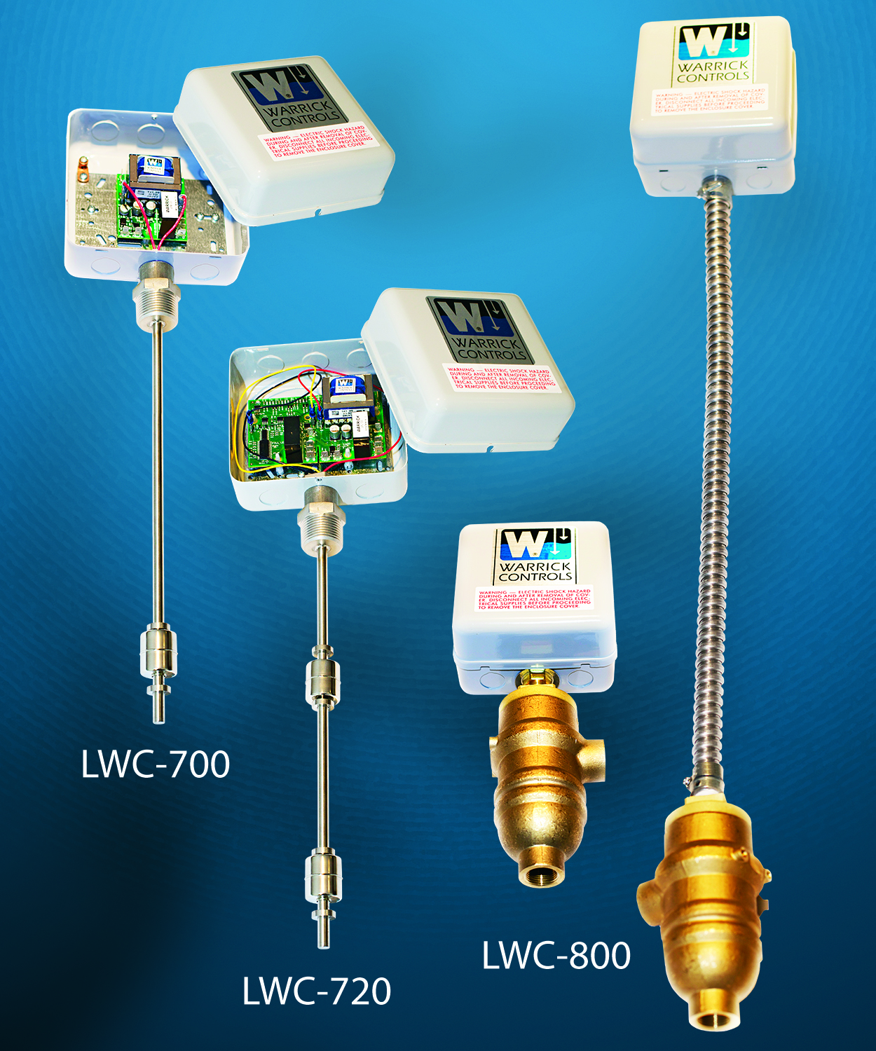 New Low Water Cutoff Devices Provide Compact Protection For Boilers Electronic Pendulum Circuit And Steam Generators