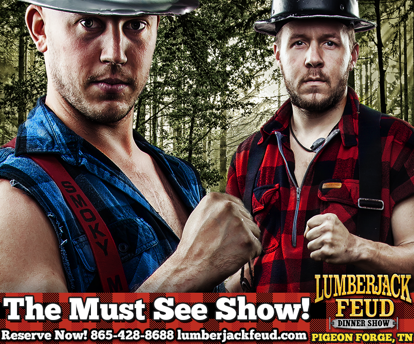 Lumberjack Feud Pigeon Forge Dinner Show Adds New Pre Show