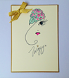 Twiggy's card