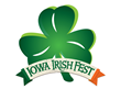 Iowa Irish Festival Fest Logo