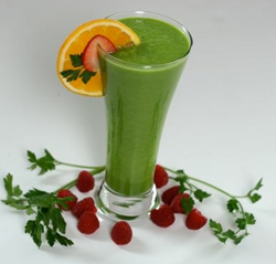 best tasting green smoothies with Athletic Greens