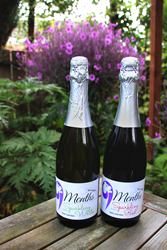 Non-Alcoholic Sparkling Red and Sparkling White