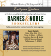 Amazon Best-Selling Author Guest at Tallahassee Book Signing