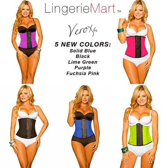 4041552a2e Verox Waist Training CorsetAssorted Solids ...