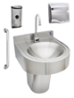 ADA Compliant Hands-Free Sink Package