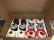 delicious cupcakes at buttercup cakes santa cruz ca