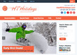 Niseko accommodation HT Holidays new website
