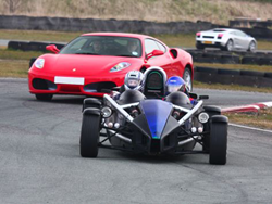 Blyton Park Exclusive Supercar Half Price Offer From TrackDays.co.uk