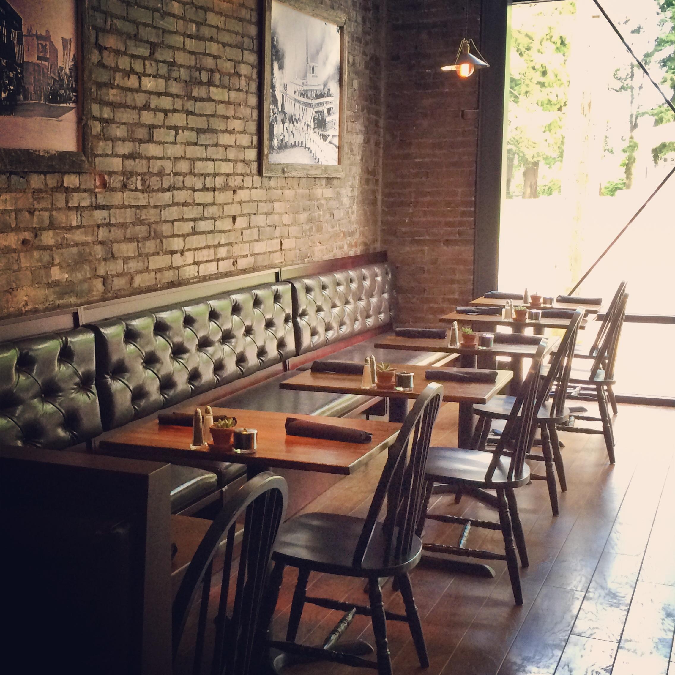The Barlow Room Restaurant And Bar Serves Up Fresh Summer