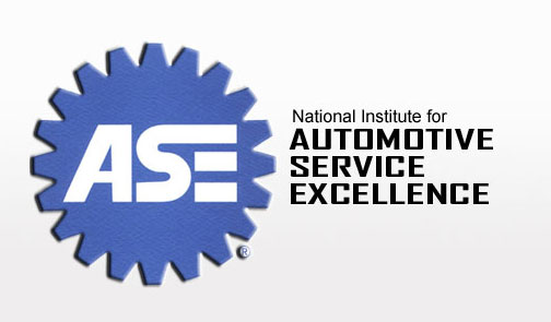 ase service certified excellence automotive technician center seal national institute testing mean does certification askpatty friendly female program shops welcome
