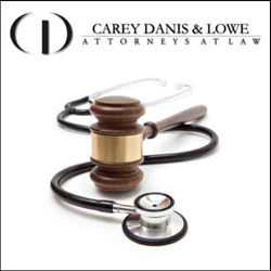 Carey Danis & Lowe transvaginal mesh lawsuits